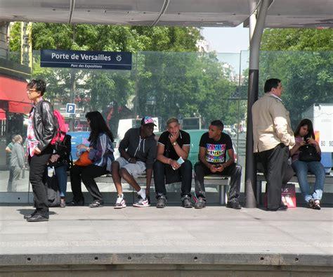 panoramio photo of tram stop porte de versailles