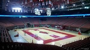 Bud Walton Arena Section 112