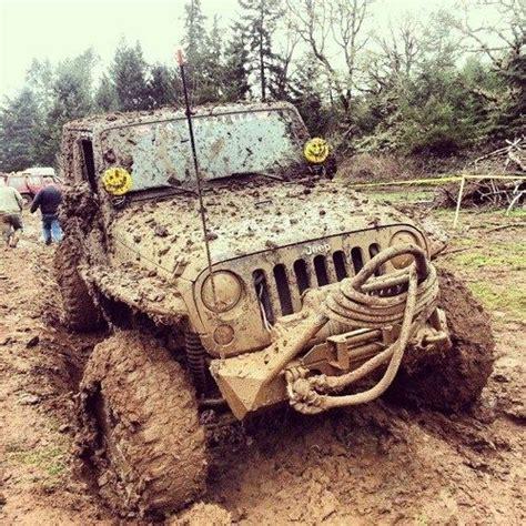 muddy jeep muddy jk jeep pinterest