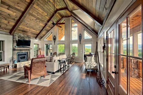 mind blowing rustic living room designs
