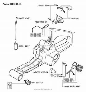 31 Husqvarna Chainsaw Parts Diagram