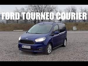Ford Tourneo Courier Avis : eng ford tourneo transit courier 1 0 ecoboost test drive and review youtube ~ Melissatoandfro.com Idées de Décoration