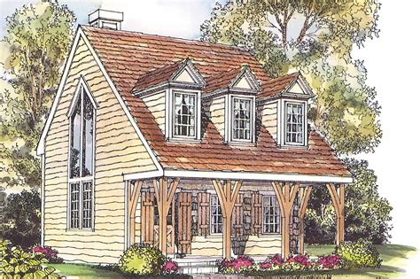 Cape Cod Houses, Cape Cod And