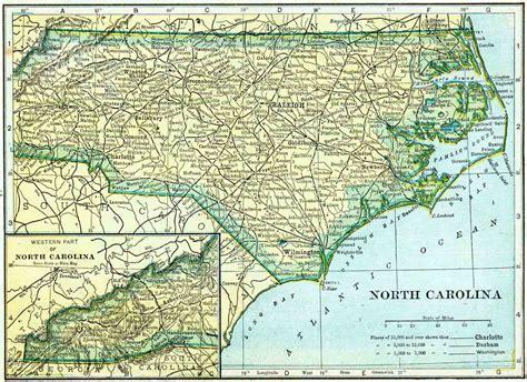 1910 North Carolina Census Map Access Genealogy