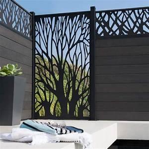 Claustra De Jardin : cl ture de jardin pas ch re originale et design ~ Premium-room.com Idées de Décoration