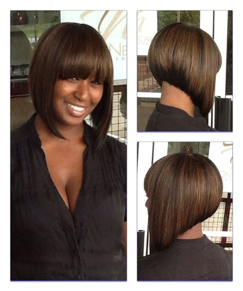 Sew Bob Hairstyles by Sew In Bob Jpg Hair And Nails Bobs