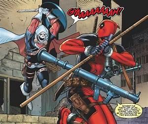 Taskmaster vs. Deadpool | Taskmaster | Pinterest