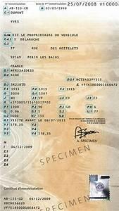 Comment Obtenir Une Carte Grise : carte grise titre de transport ou titre de propri t ~ Medecine-chirurgie-esthetiques.com Avis de Voitures
