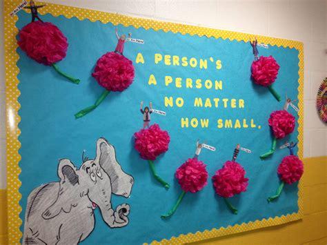 horton dr seuss bulletin board preschool horton hears a 391 | 34a437fb1eae06eaaa991aa73b0aabeb
