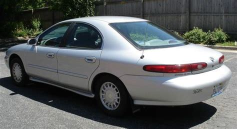 how to fix cars 1996 mercury sable on board diagnostic system find used mercury sable 1996 gs 4 door low miles silver great car in des plaines illinois