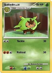 Pokémon Quilladin 5 5 - Tackle - My Pokemon Card
