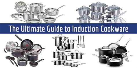 ultimate guide    induction cookware sets march
