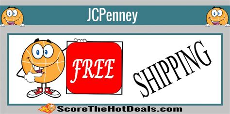 85338 Jcpenney Free Shipping No Minimum Promo Code by Free Shipping Up To 60 At Jcpenney Score