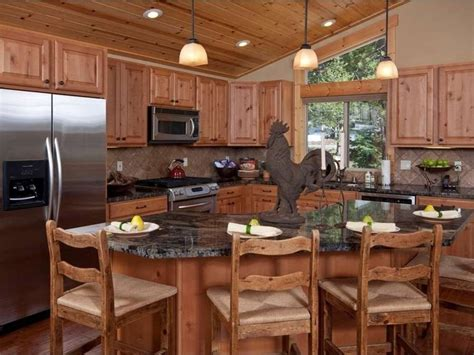 rustic country kitchen cabinets 47 beautiful country kitchen designs pictures 4967