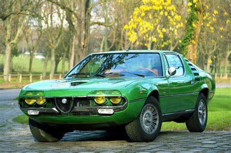 Alfa Romeo Montreal : 1970→1977 Alfa Romeo Montreal