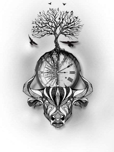 64 ideas tattoo ideen sternzeichen stier #tattoo | + TATTOO`S + | Bull tattoos, Taurus tattoos