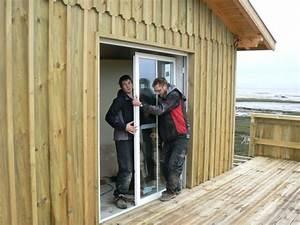 Comment Poser Une Porte A Galandage En Renovation : baie vitr e galandage sur mesure ~ Melissatoandfro.com Idées de Décoration