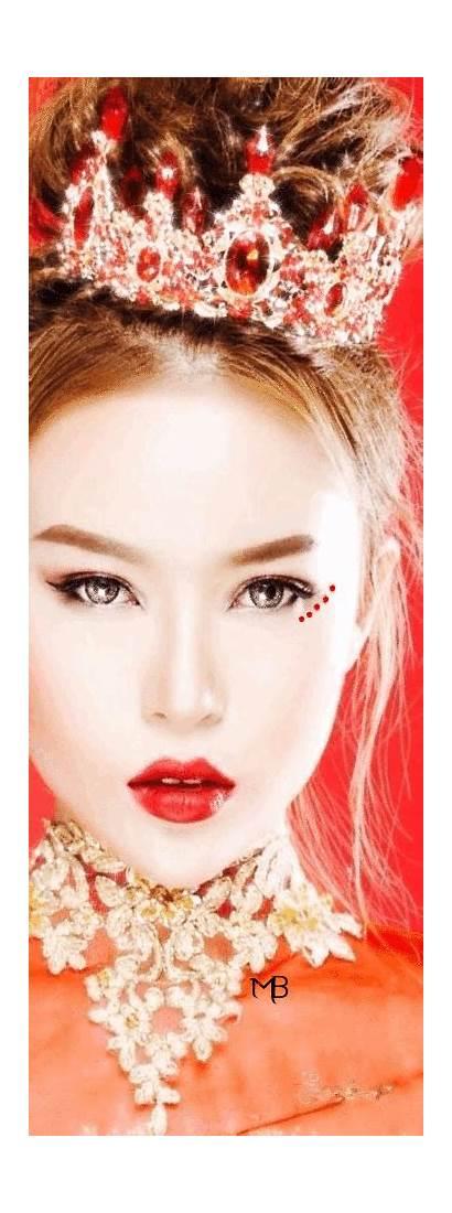 Lady Crown Piercings Blood Tiaras Queen Crowns