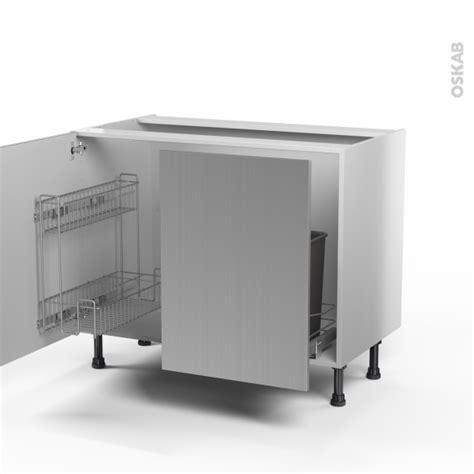 meuble sous evier 100 cm wikilia fr