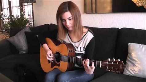 maroon  animals gabriella quevedo   guitar