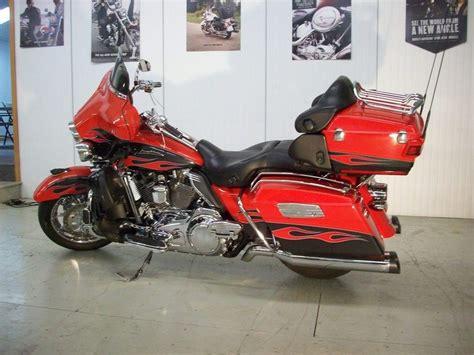 Harley Davidson Somerset Pa by 2010 Harley Davidson 174 Flhtcuse5 Cvo Ultra Classic