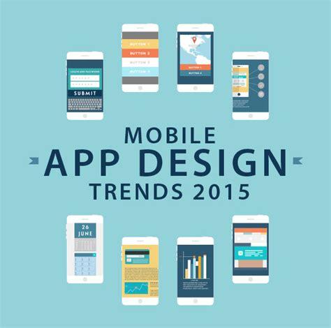 10 New Mobile App Ui Design Trends For 2015