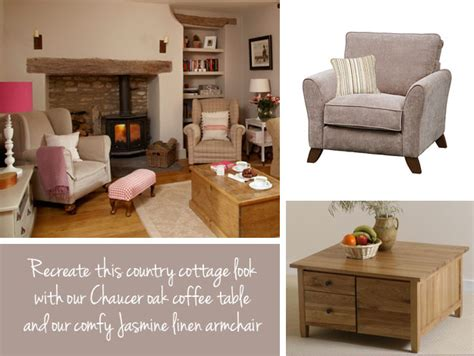 The Country Cottage Style for Home Inspiration by Kimberly Duran   The Oak Furniture Land Blog