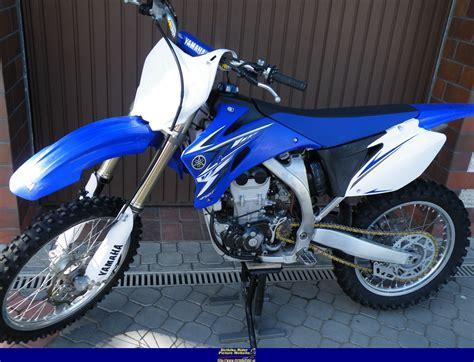 2009 yamaha yz 450 f moto zombdrive