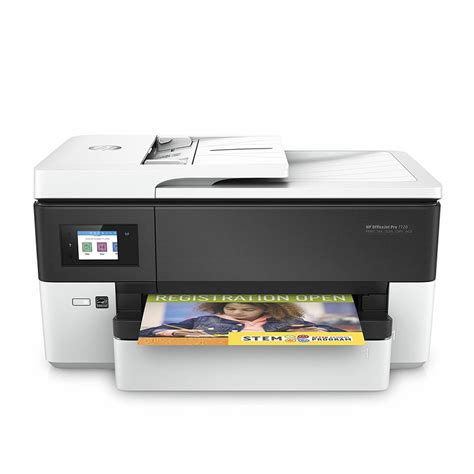 Enough, you can check several types of drivers for each hp printer on our website. HP OfficeJet Pro 7720 All-in-One Series Reviews - TechSpot