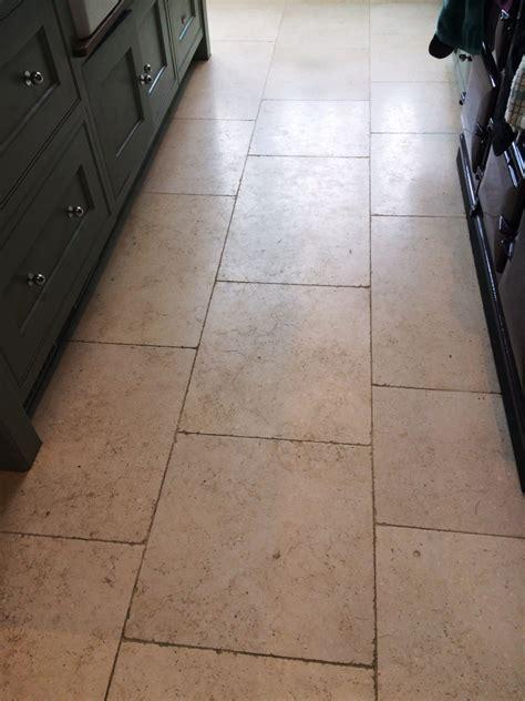 cleaning limestone floors kitchen polishing and sealing a limestone kitchen floor in 5458