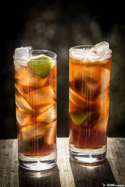 cuba libre cocktail rezept