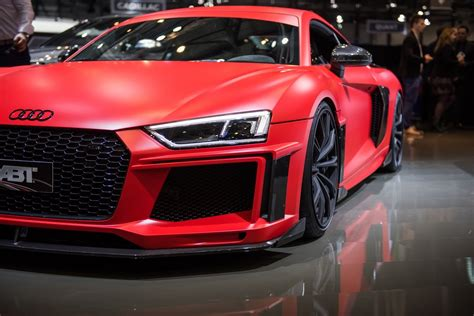 Audi Abt Sportsline Picture Car
