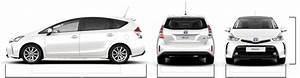 Toyota Hybride 7 Places : toyota grand prius monovolume hybride 7 places ~ Medecine-chirurgie-esthetiques.com Avis de Voitures