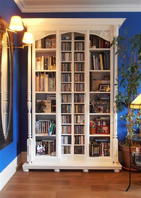 diy ikea hacks   home library   reading nook