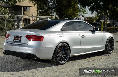 Audi S5 Custom Wheels Stance Sf01 20x10.5, Et , Tire Size