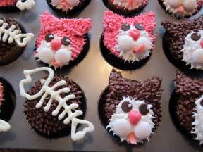 kitty cat cupcakes cupcakes after college