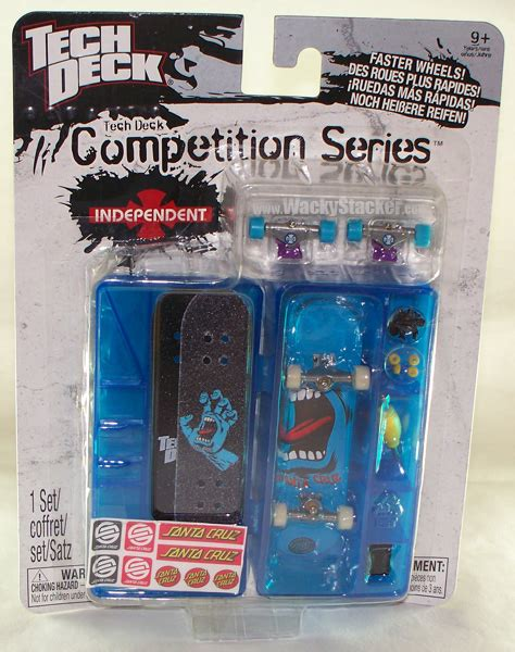 Tech Deck Wood Competition Series Walmart by Tech Deck Competition Fingerboards Skateboards Collector