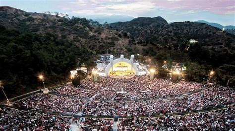 hollywood bowl history   iconic los angeles concert