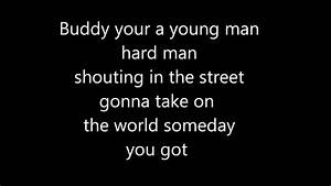 We will rock you-Queen lyrics - YouTube