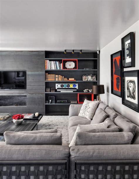 sofa vermelho queimado 25 melhores ideias de sof 225 vermelho no pinterest sof 225 s