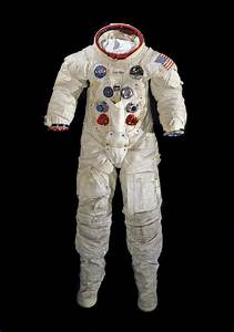 Pressure Suit, A7-L, Armstrong, Apollo 11, Flown ...