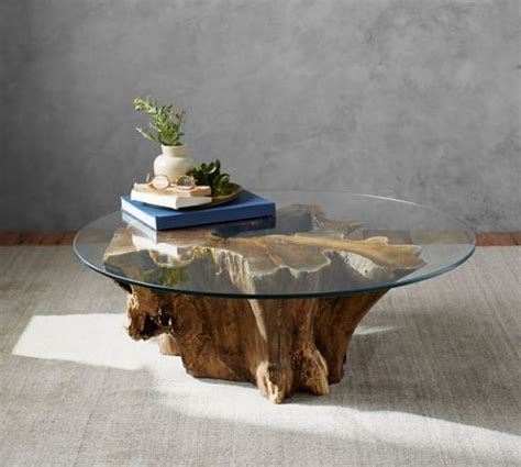 driftwood coffee table designs stylish addition