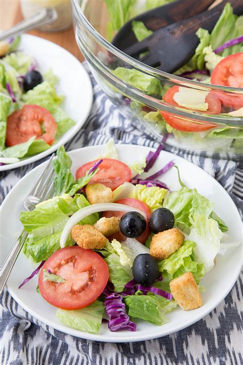 Olive Garden Salads by Olive Garden Salad Copycat Yellow Bliss Road