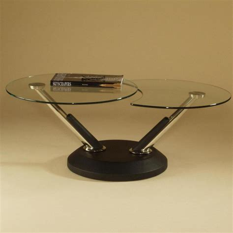 modesto swivel cocktail table coffee tables