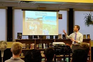 Consulate Toronto Speaker Bureau Visits Area Schools US