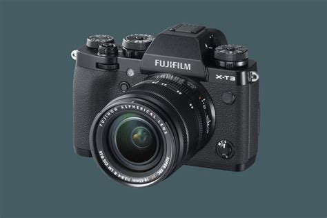 Fujifilm Unveils X T3 Mirrorless Camera with New Sensor and Processor Digital Trends