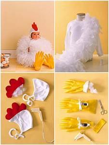 Kostüm Kleinkind Selber Machen : lilouca do it yourself chicken costume kinderkost me pinterest kost m huhn kost me und ~ Frokenaadalensverden.com Haus und Dekorationen