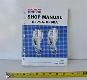 Find Third Edition Honda Marine Outboard Service Shop