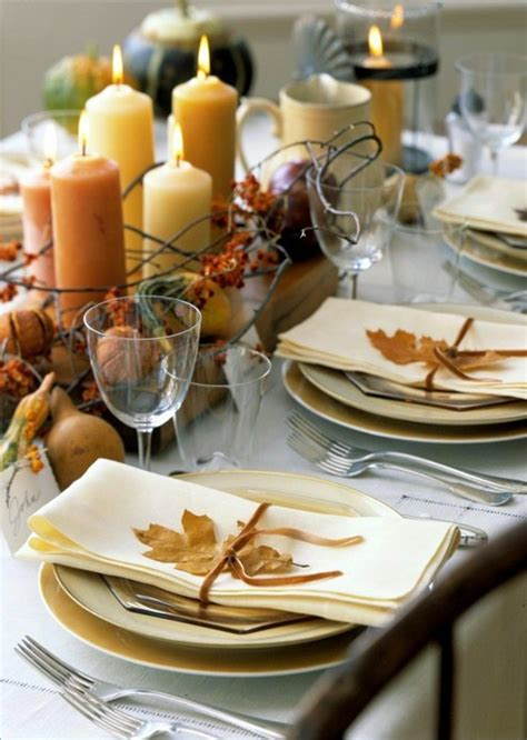 thanksgiving dinner table ideas 34 natural thanksgiving table settings digsdigs