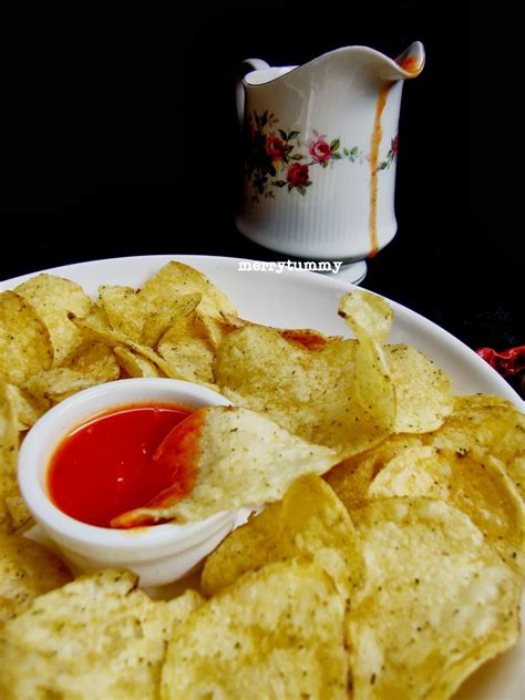 chilli dip kettle chips sweet quick ingredients